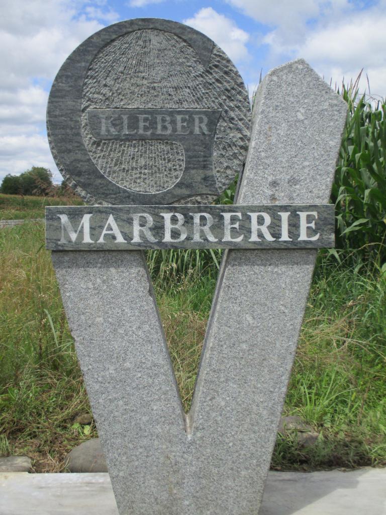 Marbrerie Kleber-Lavigne